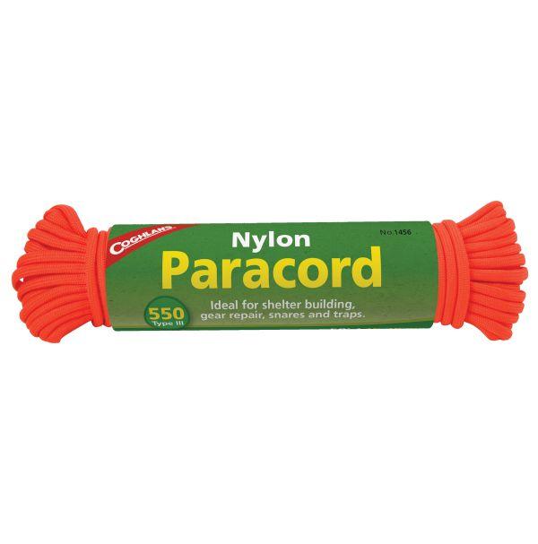 """Паракорд 50"""" Оранжевый"""