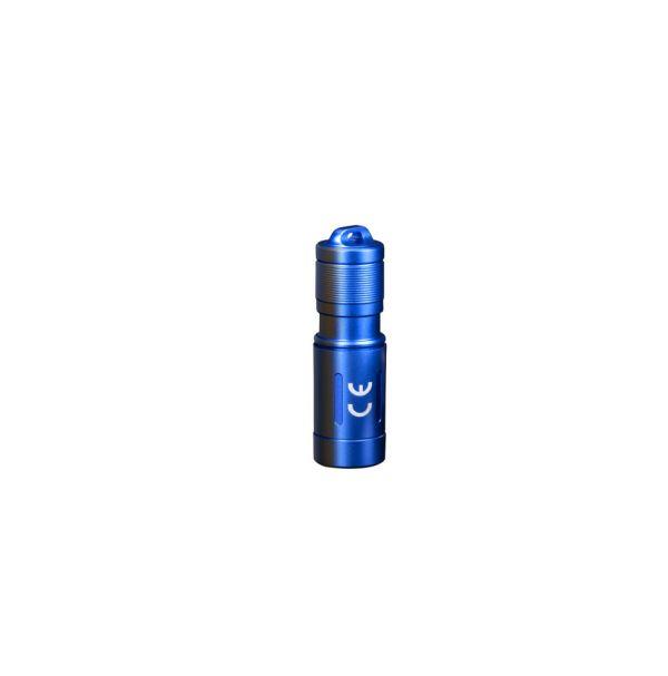 Фонарь Fenix E02R синий