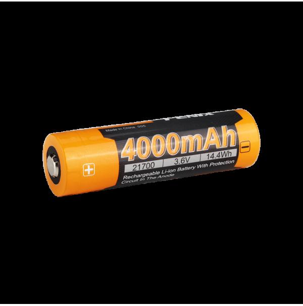 Аккумулятор 21700 Fenix 4000 мАч ARB-L21-4000P