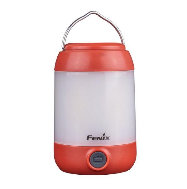 Кемпинговый фонарь Fenix CL23 красный