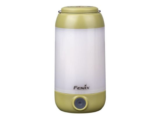 Кемпинговый фонарь Fenix CL26R зеленый