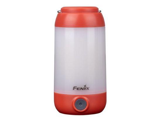 Кемпинговый фонарь Fenix CL26R красный