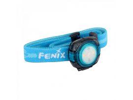 Налобный фонарь Fenix HL05 синий (8 лм, 2хCR2032)