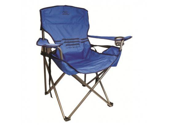 Стул Highlander Lumbar Support Chair Blue
