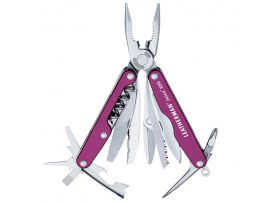 Мультитул Leatherman Juice XE6 Purple подарочный