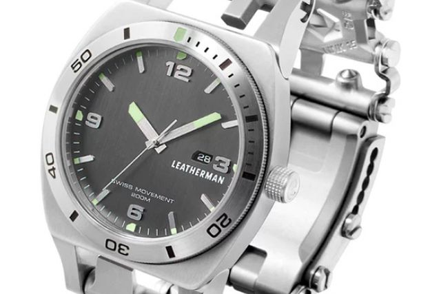 Долгожданная поставка Часов Leatherman !!!