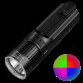 Фонарь Nitecore SRT9 (Cree XHP50+RGB+UV, 2150 люмен, 5 режимов, 2х18650)