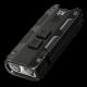 Фонарь Nitecore TIP SE (2xOSRAM P8, 700 люмен, режимов, USB), черный