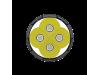 Фонарь Nitecore TM16GT (4xСree XP-L HI V3 3600 люмен, 8 режимов, 4х18650)