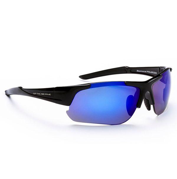 Очки солнцезащитные Optic Nerve Flashdrive Shiny Black (Polarized)