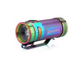 Фонарь Olight S mini Limited Titanium Rainbow 550 лм, радужный