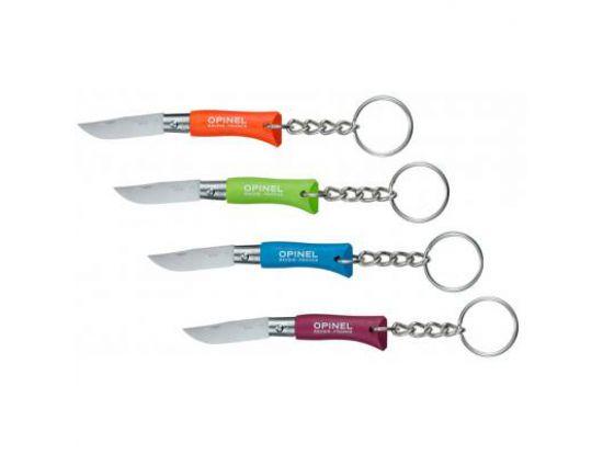 Нож Opinel 2VRI, брелок, разные цвета
