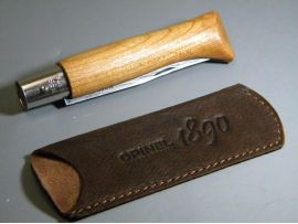Нож Opinel 8 VRN Limited Edition 1890, чехол, в коробке