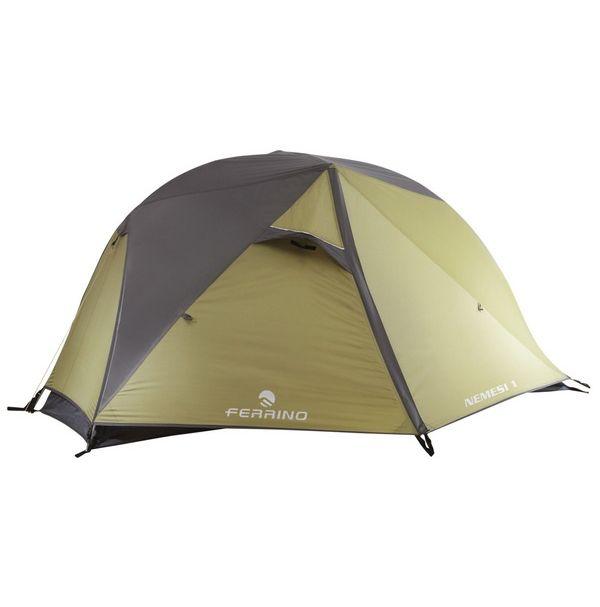 Палатка Ferrino Nemesi 1 (8000) Olive Green