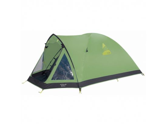 Палатка Vango Alpha 400 Apple Green