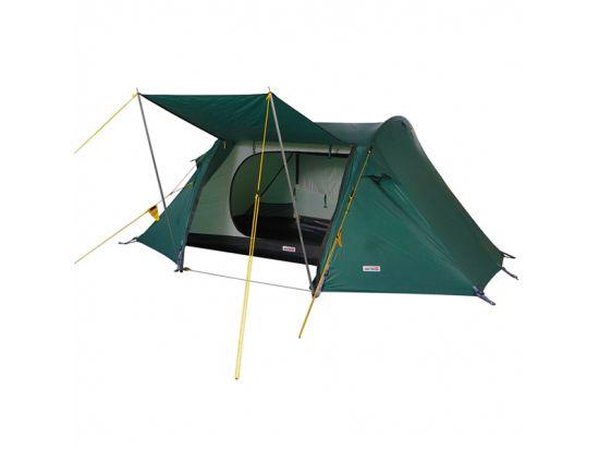 Палатка Wechsel Pioneer 2 Unlimited (Green) + коврик надувной 2 шт