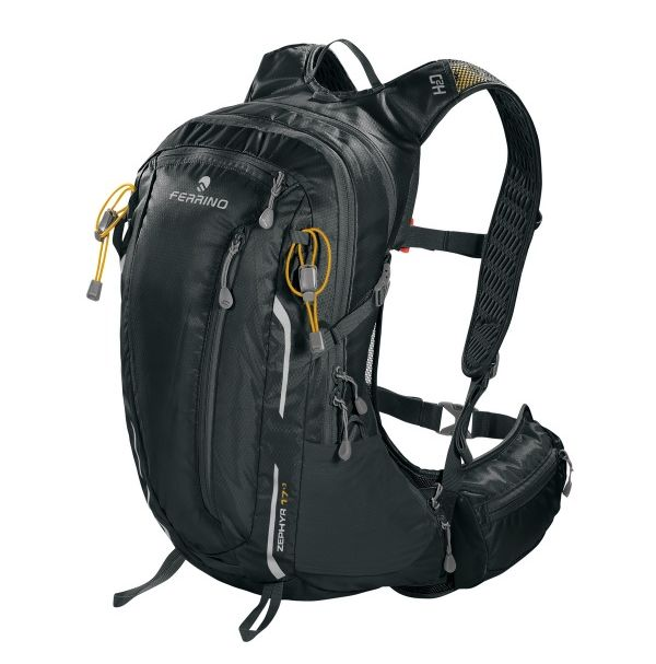 Рюкзак спортивный Ferrino Zephyr HBS 17+3 Black