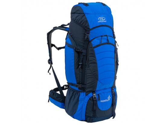 Рюкзак туристический Highlander Expedition 85 Blue