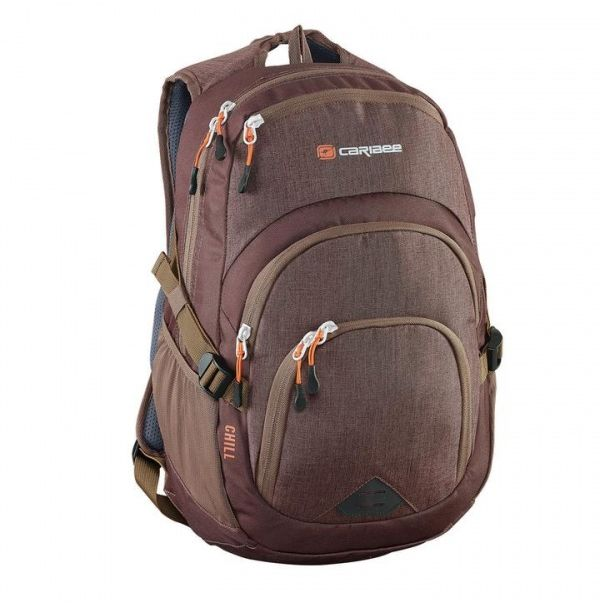 Рюкзак городской Caribee Chill 28 Madder Brown
