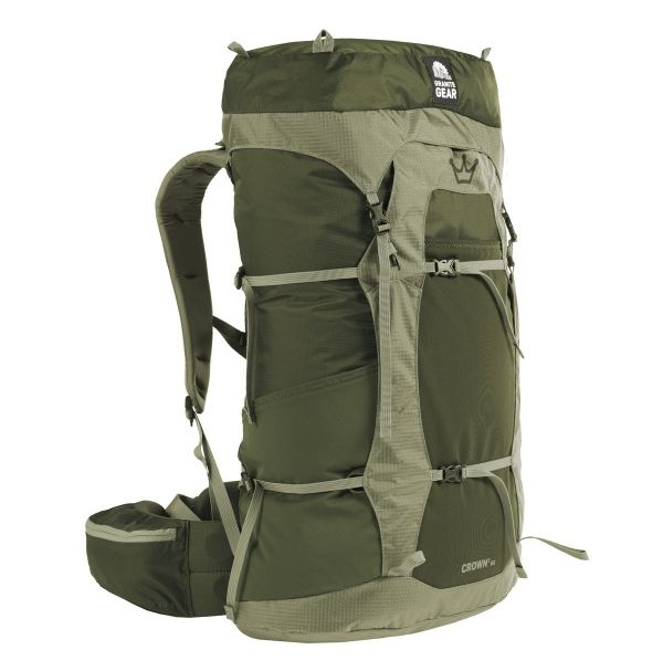Рюкзак туристический Granite Gear Crown2 60 Women Rg Fatigue/Dried Sage
