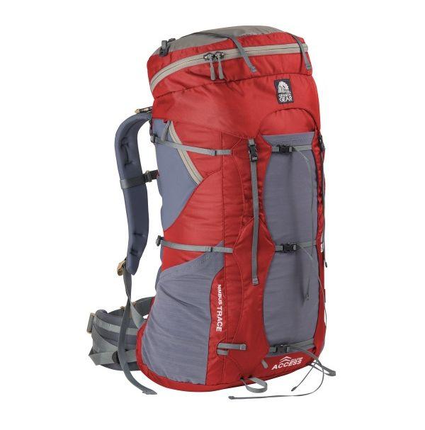 Рюкзак туристический Granite Gear Nimbus Trace Access 85/85 Rg Red/Moonmist