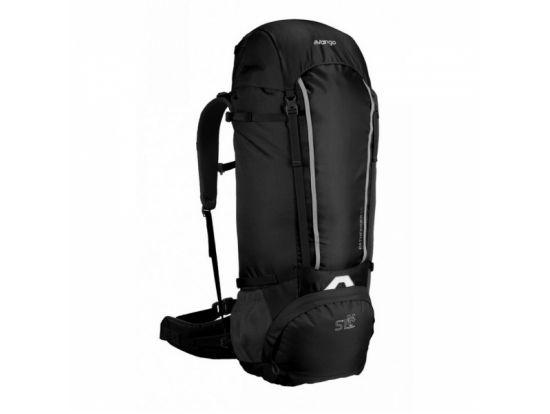 Рюкзак туристический Vango Pathfinder 65 Black