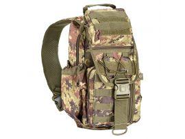 Рюкзак тактический Defcon 5 Tactical Single Shoulder 25 (Vegetato Italiano)