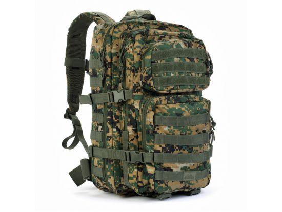 Рюкзак тактический Red Rock Large Assault 35 (Woodland Digital)