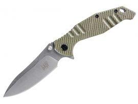 Нож SKIF Adventure G-10/SW, зеленый