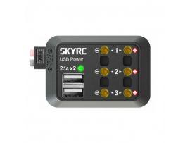 Распределительный щит питания SkyRC  (2,5-контактный разъем постоянного тока и гнездовой разъем XT60)