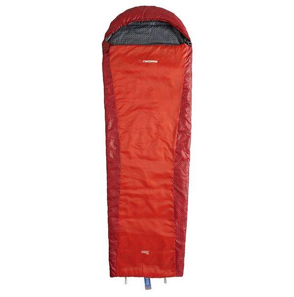 Спальный мешок Caribee Plasma Extreme Spicy / +3°C Red (Right)