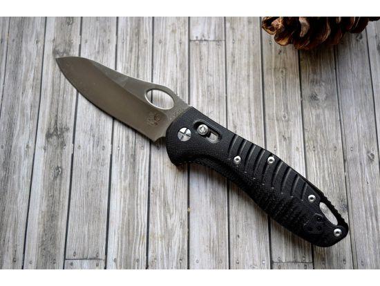 Нож Steelclaw Аспид black