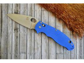 Нож Steelclaw  Маня Blue