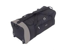 Сумка дорожная Azure Foldable Extralight 87 Black/Grey