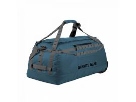Сумка дорожная на колесах Granite Gear Wheeled Packable Duffel 100 Basalt/Flint