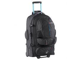 Сумка-рюкзак на колесах Caribee Sky Master 70 Black
