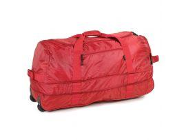 Сумка дорожная на колесах Members Foldaway Wheelbag 105/123 Red