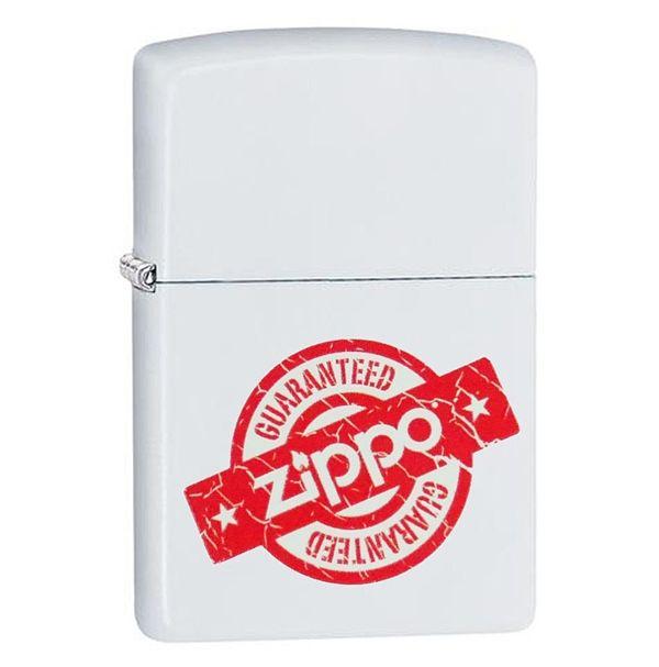 Зажигалка бензиновая Zippo ZIPPO 214 Zippo Guaranteed