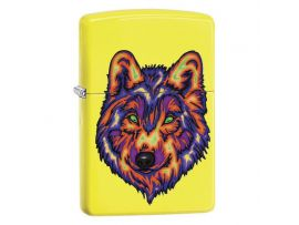 Зажигалка бензиновая Zippo 28887 Wolf