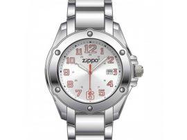 Часы ZIPPO DRESS SILVER