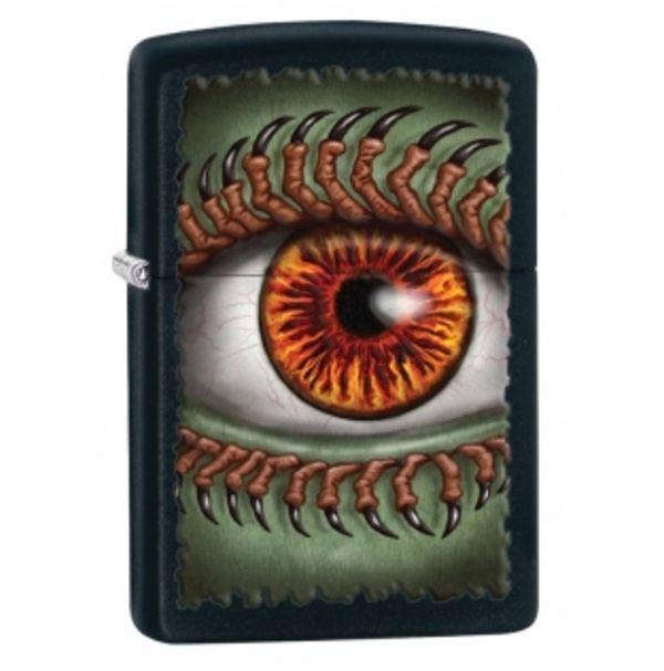 Зажигалка бензиновая Zippo Monster Eye