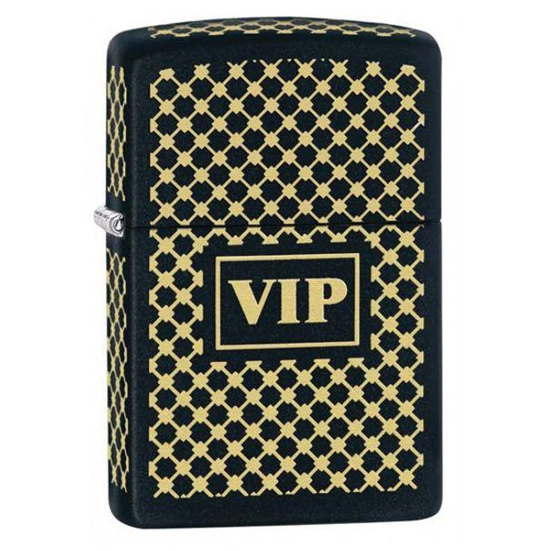 Зажигалка бензиновая Zippo VIP