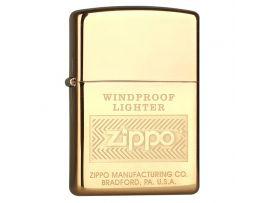 Зажигалка бензиновая Zippo WINDPROOF