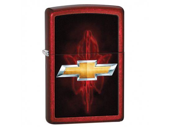 Зажигалка бензиновая Zippo Zippo Chevy Candy Apple Red