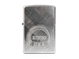 Зажигалка бензиновая Zippo 28182 Zippo us wreath