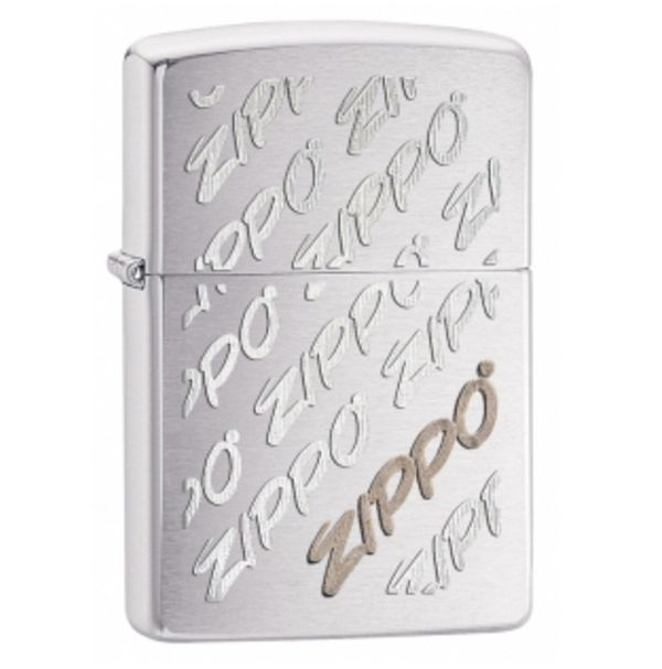 Зажигалка бензиновая Zippo Engraved Zippos