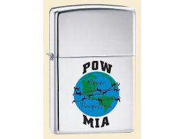 Зажигалка бензиновая Zippo POW/MIA
