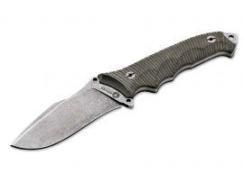 Нож Boker Arbolito Buffalo Soul 42, micarta