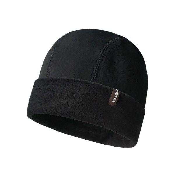 Шапка водонепроницаемая Dexshell Watch Hat чёрная L/XL 58-60 см