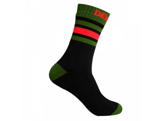 Dexshell Ultra Dri Sports Socks XL Носки водонепроницаемые с оранжевой полоской
